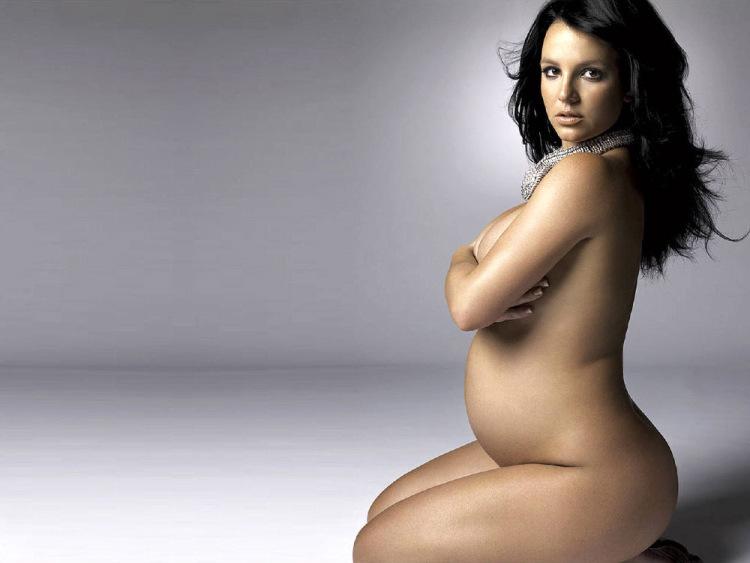 Беременность фото ню