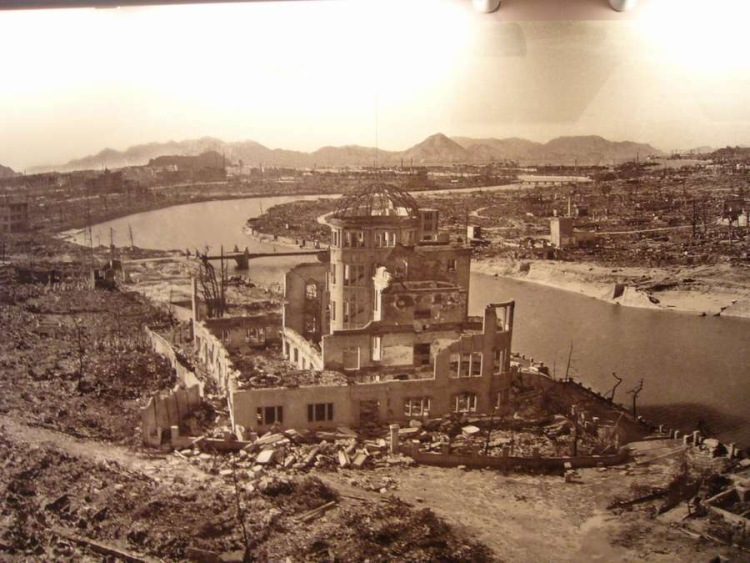 an analysis of hiroshima the capital of hiroshima prefecture southwestern honshu japan on the atomic Hiroshima, city, capital of hiroshima ken (prefecture), southwestern honshu, japanit lies at the head of hiroshima bay, an embayment of the inland sea on august 6, 1945, hiroshima became the first city in the world to be struck by an atomic bomb.