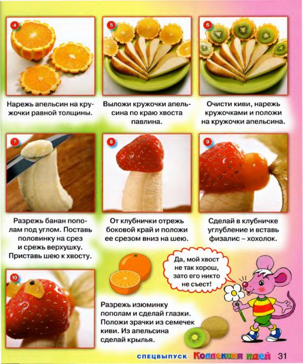 Рецепты детских блюд с пошагово в