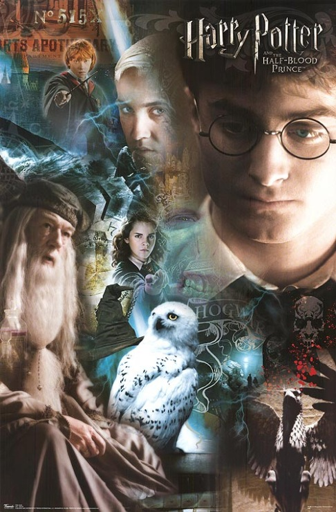 Amazoncom Harry Potter Years 16 Giftset Bluray