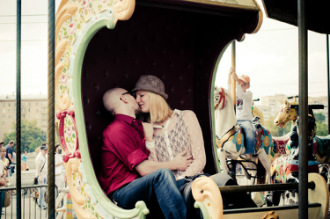 Фотограф Love Story Анастасия Константинова - Москва