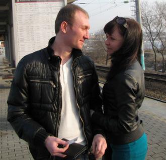 Фотограф Love Story Галлия Женевская - Владивосток
