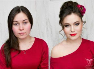 Визажист (стилист) Ульяна Старобинская - Санкт-Петербург